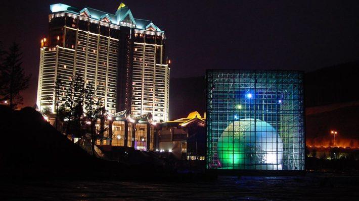 Kangwon Land Casino: A South Korean Gambler's Paradise