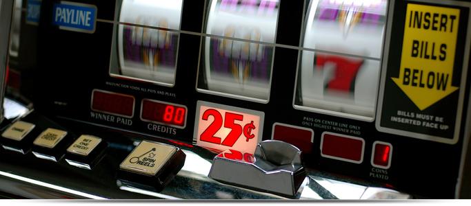 Slots in China