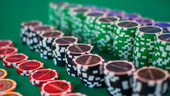 Casino Chip Technology