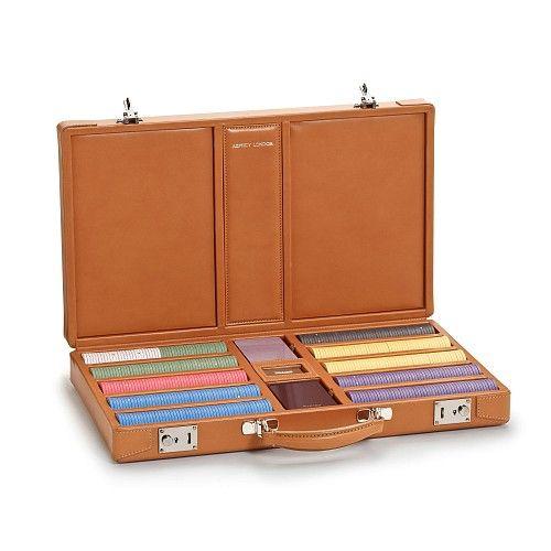 Asprey Luxury Poker Set