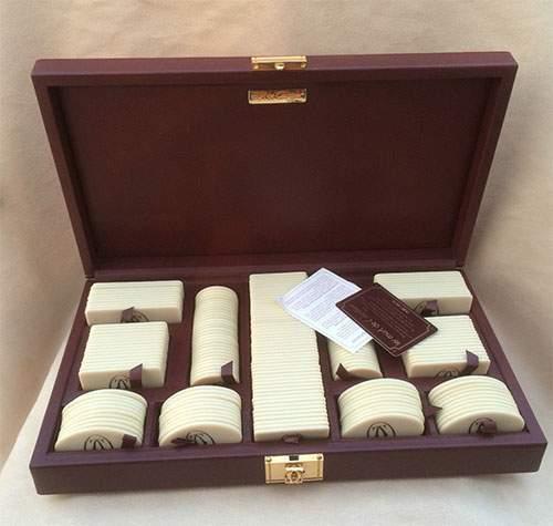 Vintage Cartier Poker Set