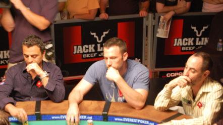 Celebrities Who Play Poker