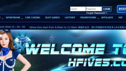 Hfive5 Casino