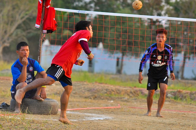 Popular Traditional Sports In Thailand