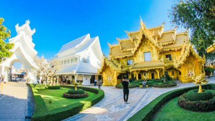 Best Places to Visit in Thailand